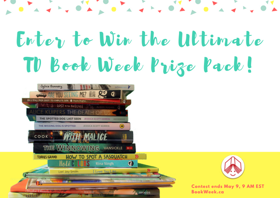 WIN the Ultimate TD Book Week Prize Pack