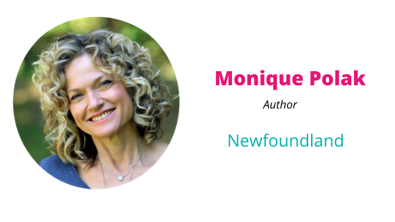 Virtual Book Week: Writing and Feminism with Monique Polak