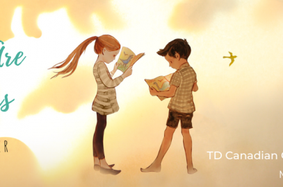 TD Canadian Children's Book Week Begins Today!