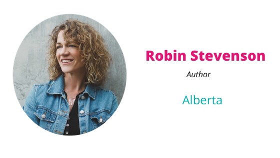 Virtual Book Week: Writing with Pride with Robin Stevenson